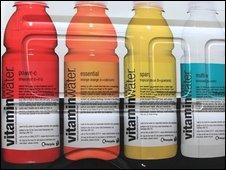 Vitamin water advert