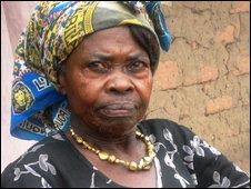 Franco's aunt Elizabeth Masaka