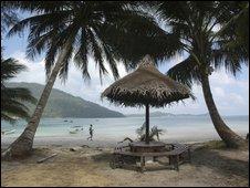 Malaysian beaches (file image)