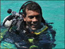 President Mohamed Nasheed