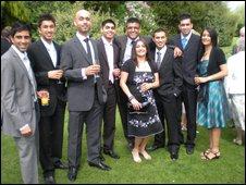 Sushil's family