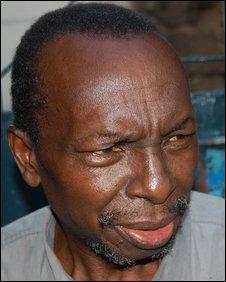 Kenyan Jonathan Ngolo