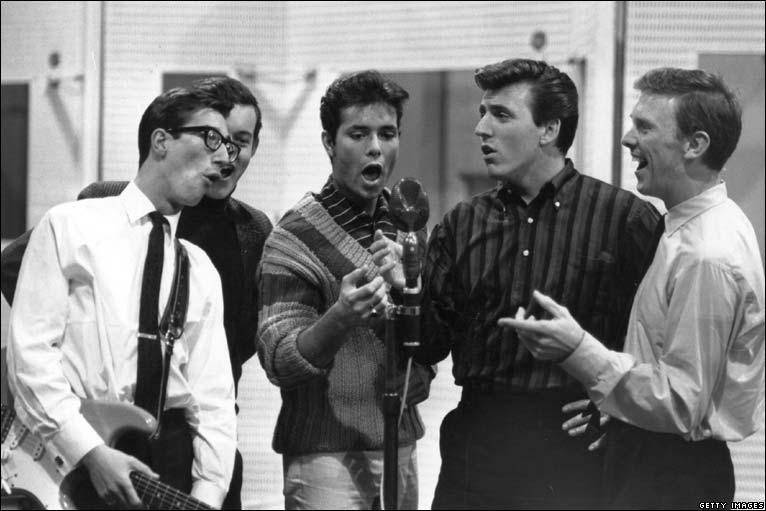 Cliff Richard and the Shadows, 1962