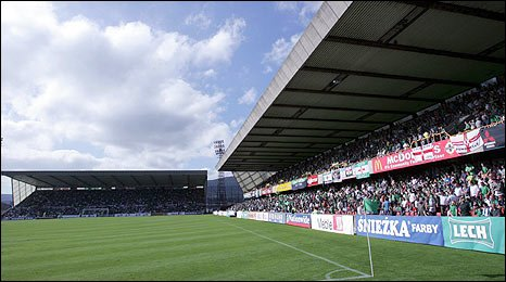 Linfield's Windsor Park ground is the venue for Northern Ireland internationals