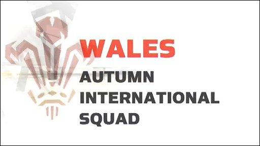 Wales squad