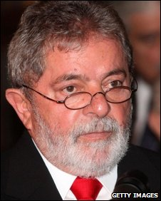 Luiz Inacio Lula da Silva - file photo from 4 October 2009