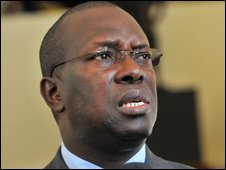 Prime Minister Souleymane Ndene Ndiaye, file image