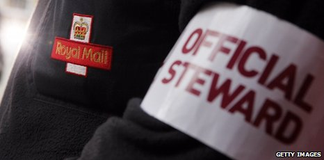 Official steward