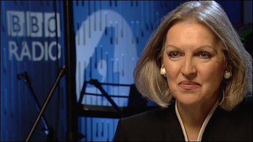 Candace Johnson, co-founder of SES, a global satellite operator