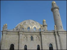 Teze Pir mosque, Baku