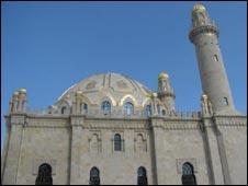 Teze Pir mosque, Baku