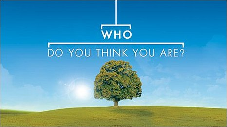 Who Do You Think You Are? logo