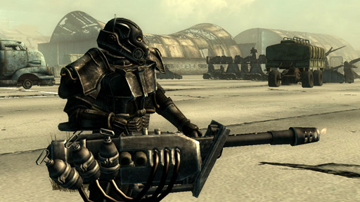 Screen shot from Fallout 3