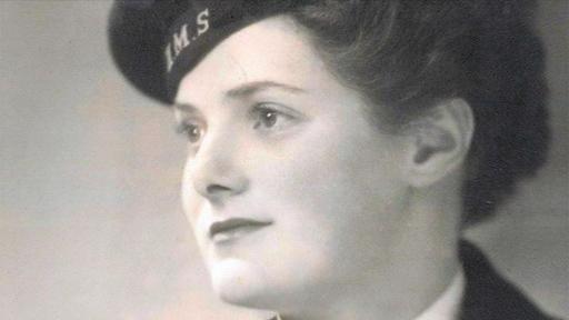 Helen Jackson during World War II