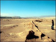 Nazca canal