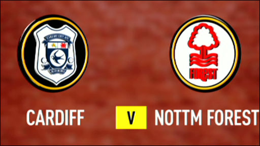 Cardiff v Nottingham Forest