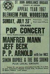 Woostock Poster