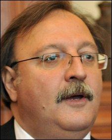 Georgian FM Grigol Vashadze