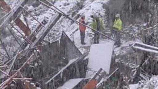 Andorra bridge