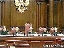Russia's Constitutional Court