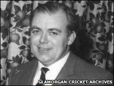 Bill Edwards (pic: Glamorgan Cricket Archive)