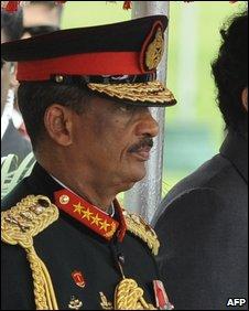 Gen Sarath Fonseka