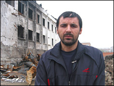 Police Lt Vasanbek Porogov