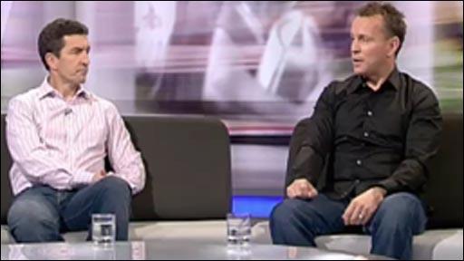 Robert Jones and Kingsley Jones