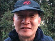 Song Wanli, retired, Beijing