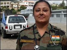 Lt-Col Jasmeet Khanna