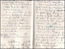 Grateh Jones's diary