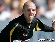 James Tredwell in action for Kent