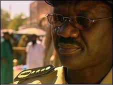 Colonel Mamadou Mangara