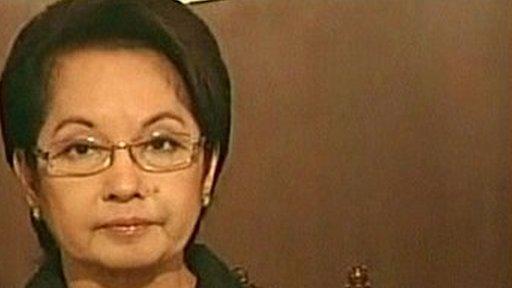 President Arroyo