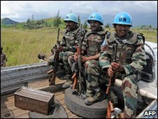 UN troops in DR Congo (file image)