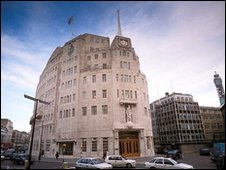 Broadcasting House: the BBC's central London landmark