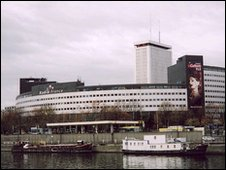 Radio France building, Paris