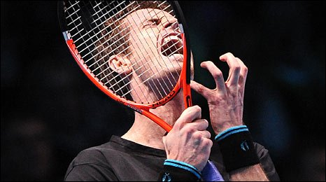 Murray edged out Verdasco but still exited the tournament