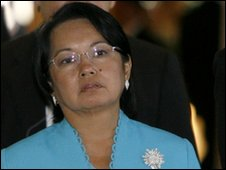 Philippine President Gloria Arroyo - 24 Oct 2009