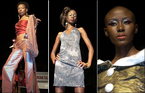Fashion Designers In Kenya Women modelling Kenyan fashion