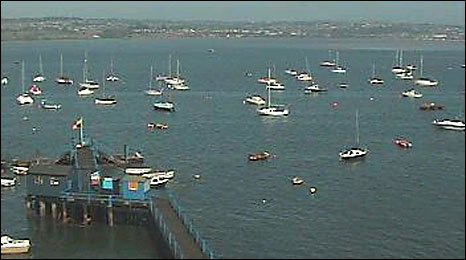 Starcross webcam view