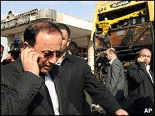 Interior Minister Said Sammour