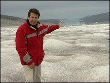 he BBC's science and environment correspondent, David Shukman
