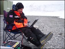 The BBC's science and environment correspondent, David Shukman