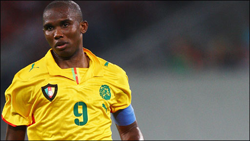 Samuel Eto&amp;apos;o