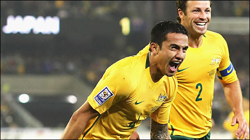 Australia's World Cup qualifying highlights