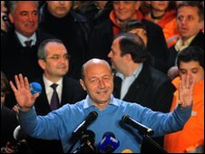 Traian Basescu, Bucharest, 6 December 2009