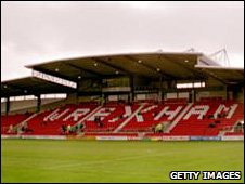 Wrexham's Racecourse Ground