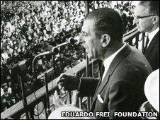 Eduardo Frei Montalva: Courtesy Eduardo Frei Foundation