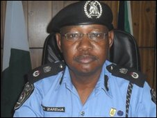Police Commissioner Mohamed Zarewa